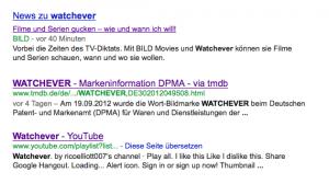 Google News hat neue Nachrichten zu Watchever